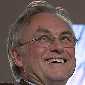 Richard Dawkins Headshot
