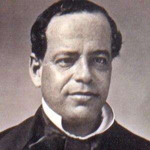 Antonio López de Santa Anna Headshot