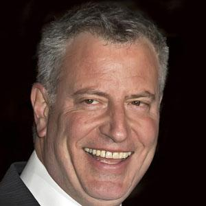 Bill de Blasio 1 of 4