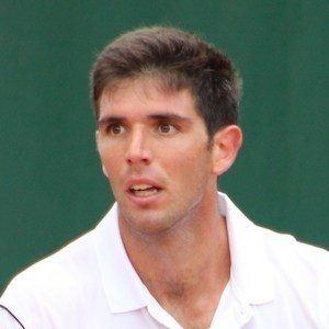 Federico Delbonis Headshot