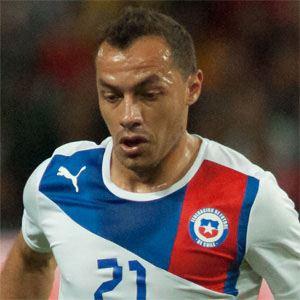 Marcelo Díaz Headshot