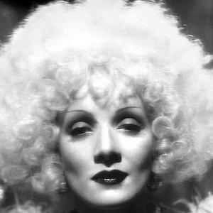 Marlene Dietrich 1 of 6