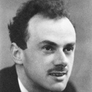 Paul Dirac Headshot