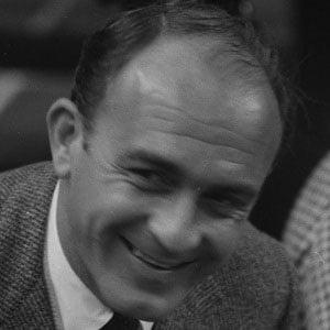 Alfredo Di Stefano Headshot