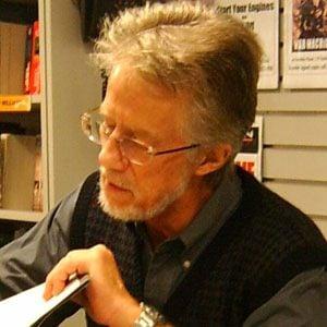 Stephen R. Donaldson Headshot