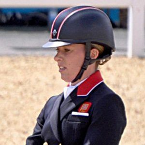 Charlotte dujardin bio facts family famous birthdays for Age dujardin