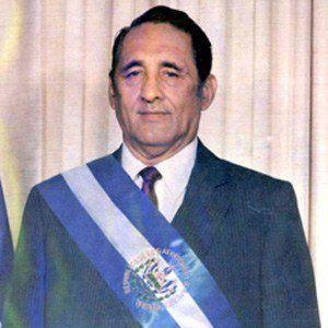 Jose Napoleon Duarte Headshot