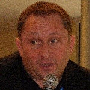 Kamil Durczok Headshot
