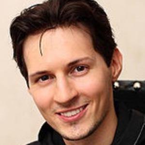 Pavel Durov Headshot