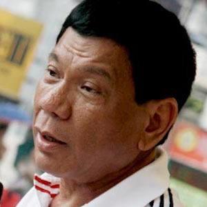 Rodrigo Duterte Headshot