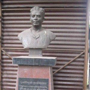 Saroj Dutta Headshot