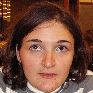 Nana Dzagnidze Headshot