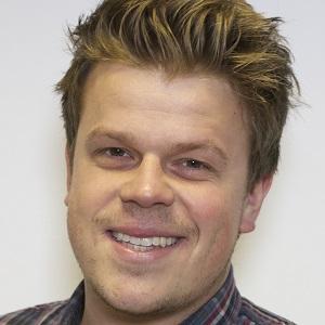 Dave Erasmus Headshot