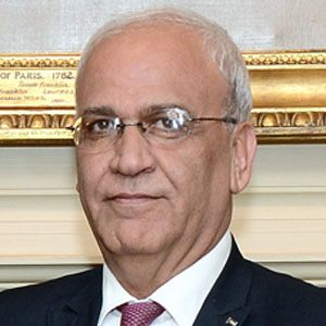 Image result for Saeb Erekat