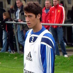Sergio Escudero Headshot