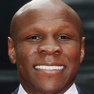 Chris Eubank 1 of 4