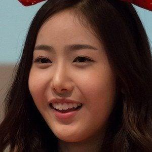 Hwang Eun-Bi Headshot