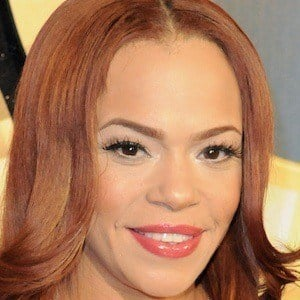Faith Evans 1 of 10