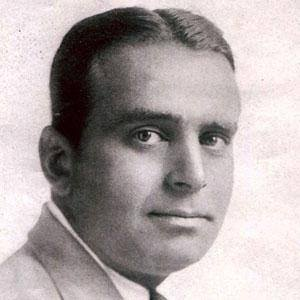 Douglas Fairbanks Sr. Headshot