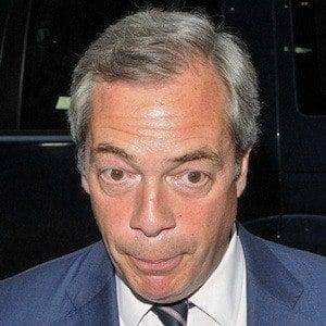 Nigel Farage 1 of 2