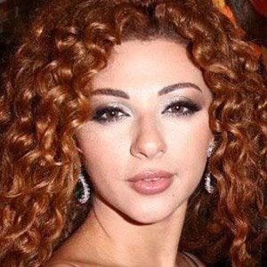 Myriam Fares 1 of 2