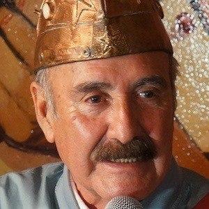 Fernando Farías Headshot