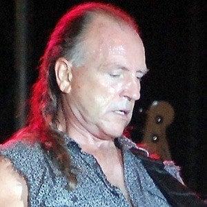 Mark Farner Headshot
