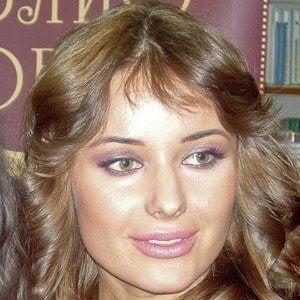 Oxana Fedorova Headshot