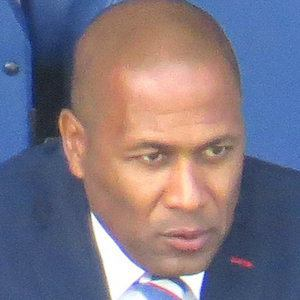 Les Ferdinand Headshot