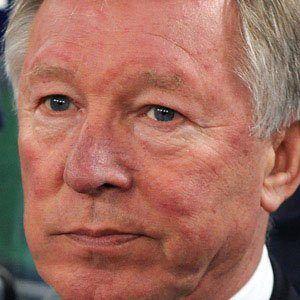 Alex Ferguson 1 of 7