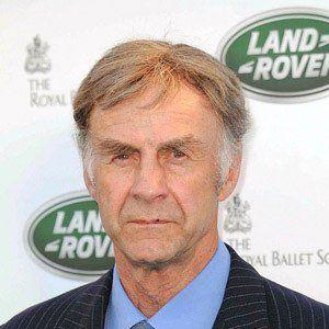 Ranulph Fiennes Headshot