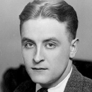 F. Scott Fitzgerald 1 of 3