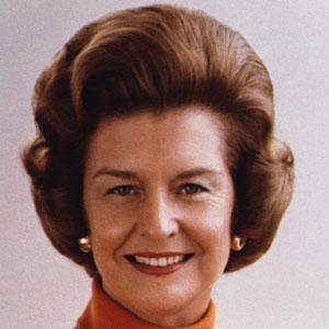 Betty Ford 1 of 4