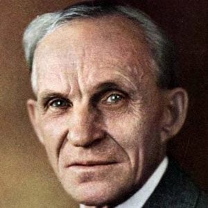 a biography of henry ford an american entrepreneur Henry ford was an american entrepreneur and the founder of the ford  of  dollar with this amount he is the 9th rich person in the history.