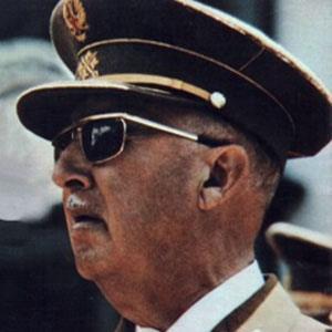 Francisco Franco Headshot 1 of 4