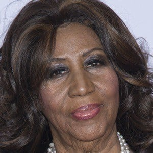 Aretha Franklin 1 of 9