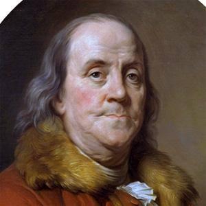 Benjamin Franklin 1 of 7