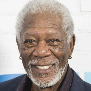 Morgan Freeman 1 of 10