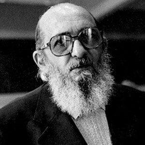 Paulo Freire Headshot