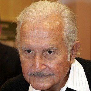 Carlos Fuentes Headshot