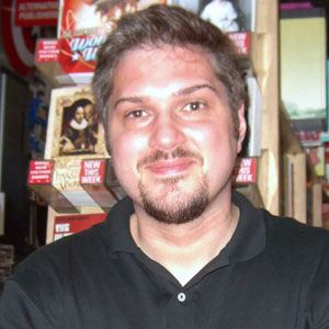 Christos Gage Headshot