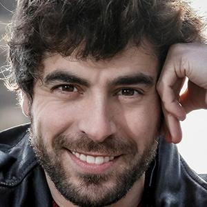 Agustín Galiana Headshot
