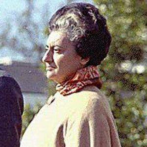 Indira Gandhi 1 of 4