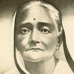 Kasturba Gandhi Headshot