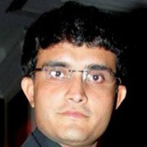 Sourav Ganguly Headshot