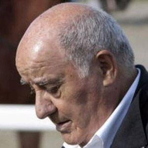Amancio Ortega Gaona Headshot