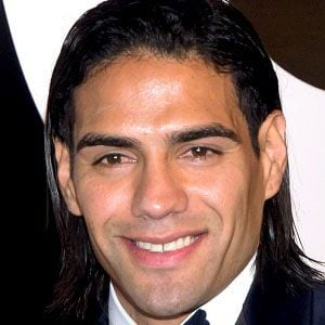 Radamel Falcao 1 of 3