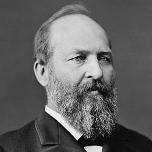 James A. Garfield 1 of 5