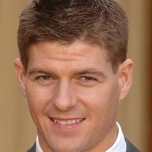 Steven Gerrard 1 of 10