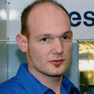 Alexander Gerst Headshot